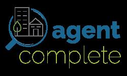 Agent complete logo design