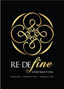 Redefine Logo design